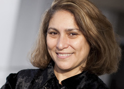 Harvard Professor of Psychology Mahzarin Banaji
