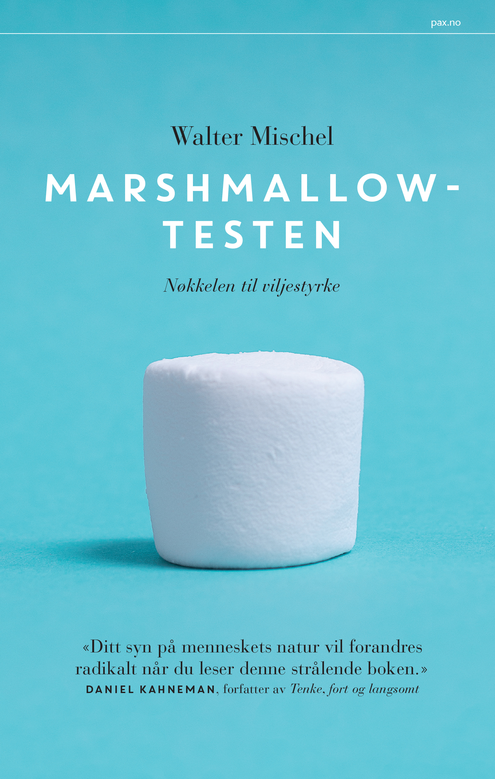 The Marshmallows Test
