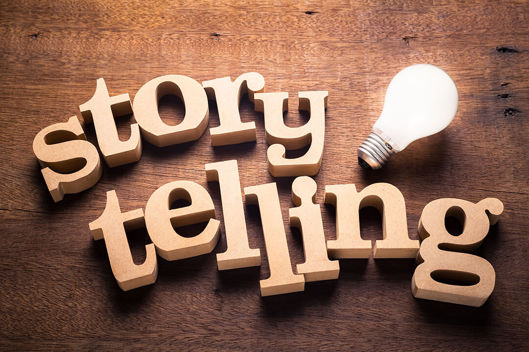 storytelling and influence
